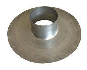 Aluminium plakplaat